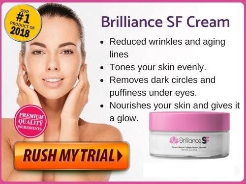 Brilliance sf anti aging cream - pour les rides  - forum - dangereux - sérum