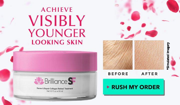 Brilliance sf anti aging cream - pas cher - effets - site officiel