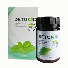 Detoxic - instrukcije - recenzije - gel