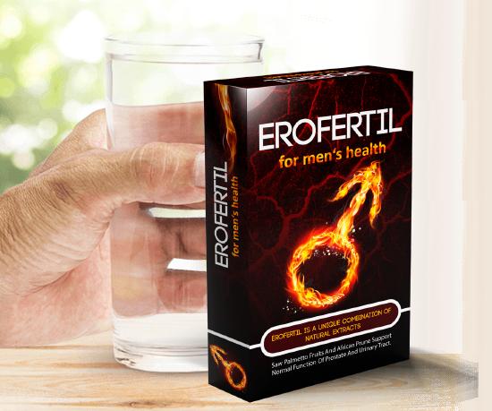Erofertil - sastojci - recenzije - cijena