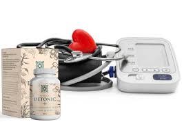 Detonic - za hipertenziju  - gdje kupiti - ebay - instrukcije