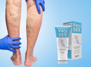 Varydex - za varikozne vene - gel - cijena - ebay