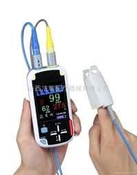 Pulse Oximeter – ebay – Amazon – test