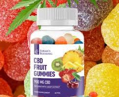 Sarah's Blessing Cbd Fruit Gummies - Hrvatska - sastav - review