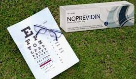 Noprevidin - review - proizvođač - kako koristiti - sastav
